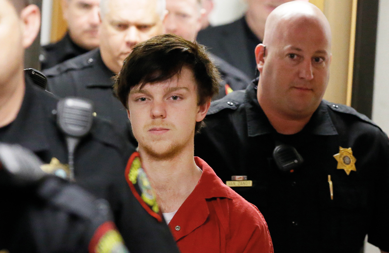 Texan teenager Ethan Couch was intoxicated, illegally driving while on a restricted licence and speeding when he ploughed into a group a people standing near a disabled SUV. He is currently serving two years in jail after his probation officer was unable to contact him. His father Fred Couch was in December 2016 sentenced to a year of probation for falsely identifying himself as a police officer in North Richland Hills in 2014