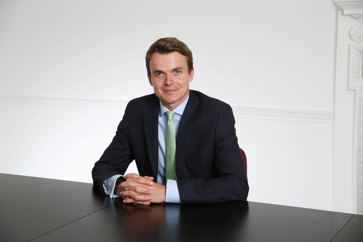 Charles Hancock, of Forsters LLP