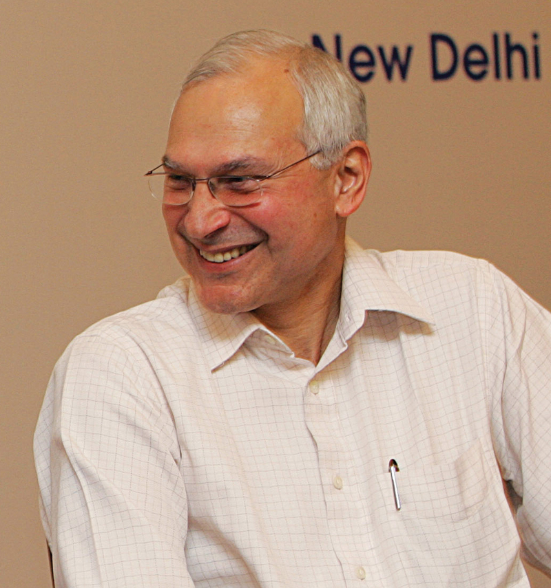 Jamshyd Godrej, chairman of the holding company Godrej & Boyce, is Adi's cousin