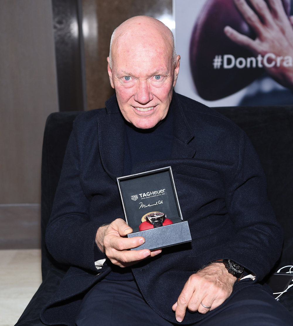 Jean Claude Biver - Ph. TAG Hauer