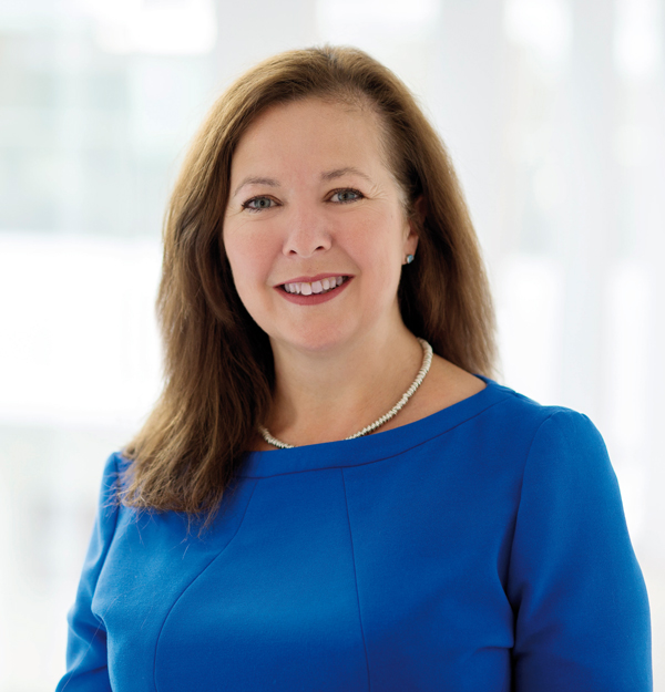 Sian Steele, the UK-based head of the family business team at PwC