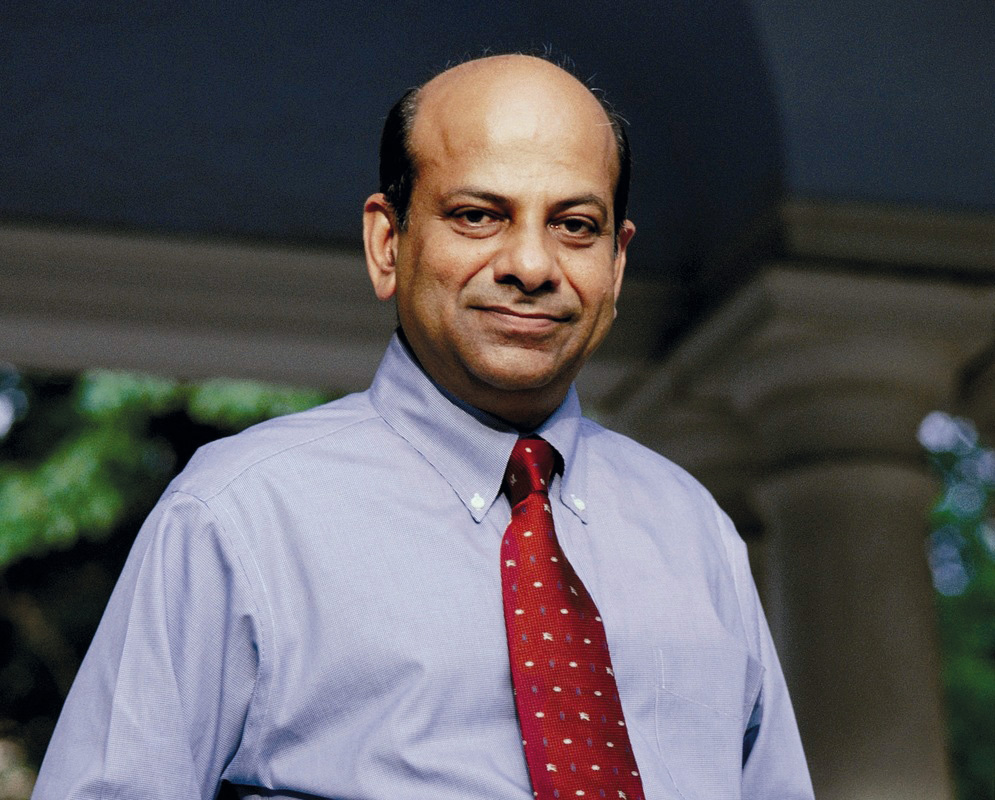 Vijay Govindarajan, professor of management at Dartmouth College's Tuck School of Business