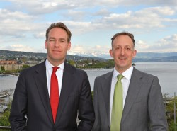 Jan van Bueren (left) and Thomas Ming (right) are Senior Wealth Planners at Union Bancaire Privée and Founders of UBP's award-winning family office advisory service FOSS Family Office Services Switzerland
