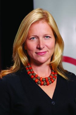 Cristina Stenbeck, former chairman of Swedish digital investor Kinnevik