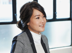 Sonia Cheng, chief executive of the Rosewood Hotel Group