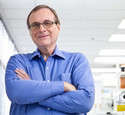 Paul Allen, co-founder of Microsoft and head of family office Vulcan