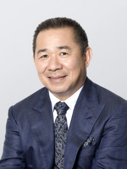 Vichai Srivaddhanaprabha, chairman of King Power Group