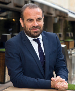 Gabriel Escarrer, executive vice chairman and chief executive of Melia Hotels International