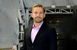 Maximilian Lautenschlager, co-founder of Iconic Holding