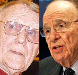 Ingvar Kamprad and Rupert Murdoch are both in their 80s.