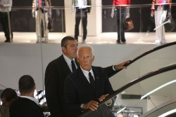 Armani: The family business isn't for sale