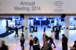 Preparations for the coming World Economic Forum