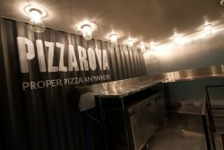 Small British business Pizzarova was launched with the help of a peer-to-peer loan