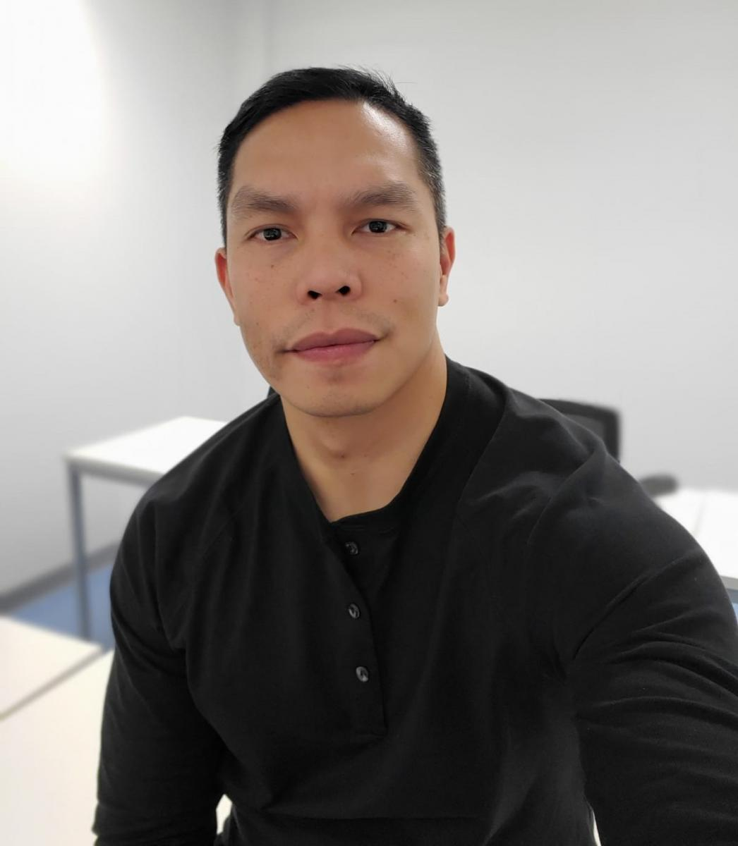 Paolo Alejandro Catilo, chief commercial officer of ORamaVR